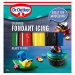 Dr. Oetker Ready to Roll Icing Various Colours