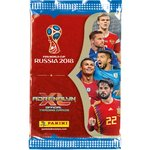 World Cup Trading Cards Pack Adrenalyn XL, FIFA 2018