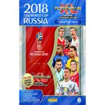 World Cup Trading Cards Starter Pack Adrenalyn XL, FIFA 2018