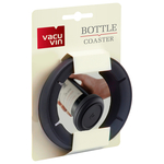 Vacu Vin Bottle Coaster - Dark Grey