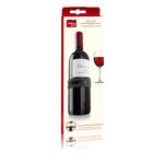 Vacu Vin Snap Thermometer Dark Grey Celsius