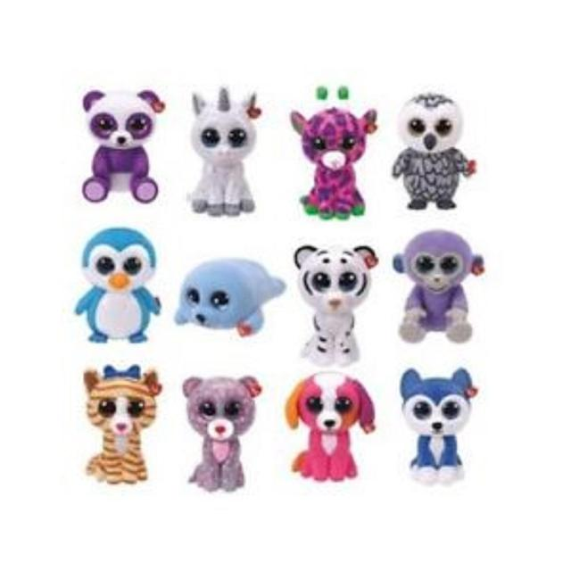 Ty Mini Boo Collectables Series 2 from Ocado 06c0b0a21a5