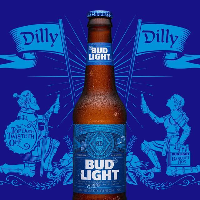 Bud Light Lager | Ocado