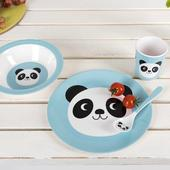 REX London Miko The Panda Melamine Beaker