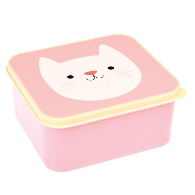 Rex London Cookie the Cat Lunch Box