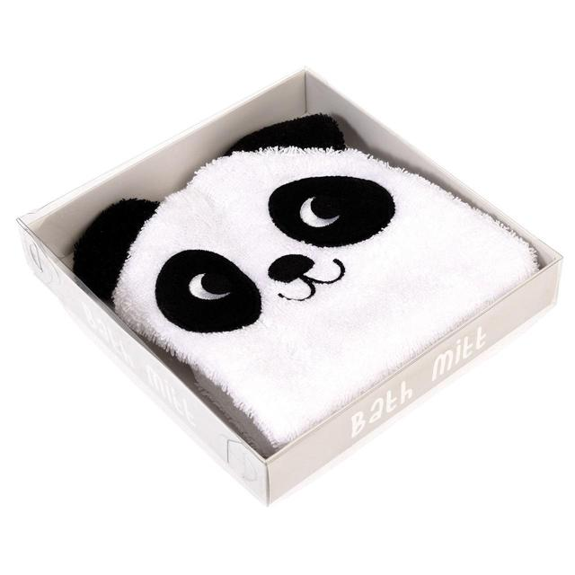 Rex London Miko The Panda Bath Mitt