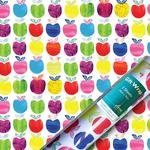 Apples Gift Wrap Sheets