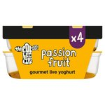 The Collective Passion Fruit Yogurt Multipack