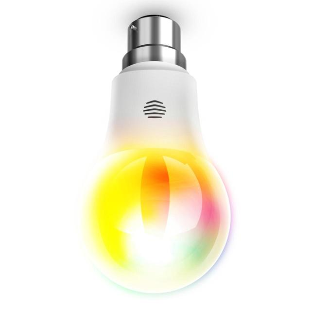 Hive Light  Colour Changing Smart Bulb - Bayonet