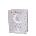 Bunnies In The Stars Carrier Bag, Medium