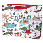 Gone Camping Gift Bag, Large