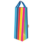 Bright Stripe Bottle Bag