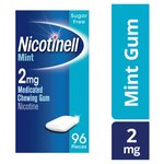 Nicotinell Mint 2mg Gum