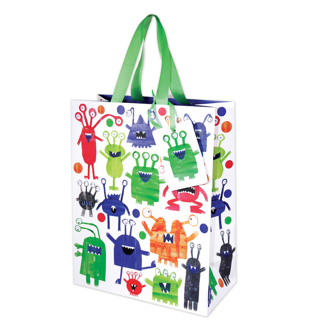 Monsters Gift Bag, Large