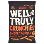 Well & Truly Crunchy Smokey Paprika Sticks