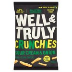 Well&Truly Crunchy Sour Cream & Onion Sticks