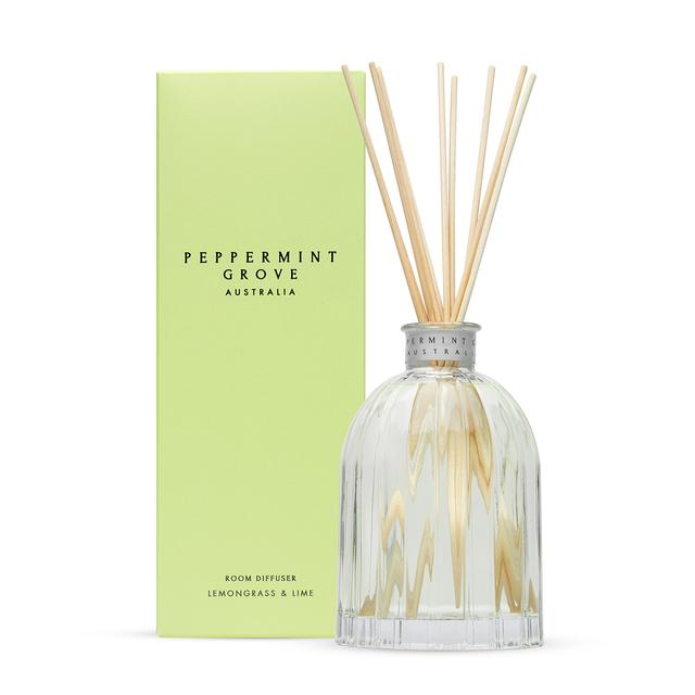 Peppermint Grove Lemongrass & Lime Reed Diffuser