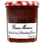 Bonne Maman Strawberry & Rhubarb Conserve