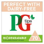 PG Tips Tea Bags for Dairy Free Milk