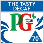 PG Tips The Tasty Decaf Tea Bags