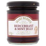 Mary Berry's - Redcurrant & Mint Jelly