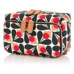 Orla Kiely Fuschia Sycamore Seed Medium Washbag