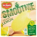 Del Monte Sicilian Lemon Smoothie Stick