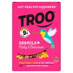 Troo Granola Nicely Nutty with Soothing Cinnamon