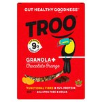 Troo Granola Chocolate with Orange