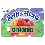 Petits Filous Organic Variety Fromage Frais