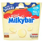 Milkybar White Chocolate Giant Buttons More to Share Bag