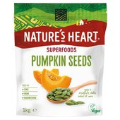 Nature's Heart Pumpkin Seeds