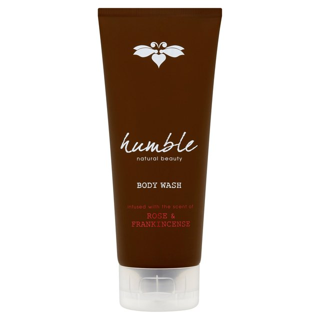 Humble Body Wash, Rose & Frankincense