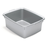 Addis Butler Sink Washing Up Bowl 12L , Metallic Silver
