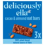 Deliciously Ella Cacao & Almond Oat Bar Multipack