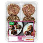 Waitrose Assorted Mini Burgers
