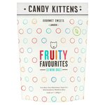Candy Kittens Fruity Favourites 10 Mini Bags