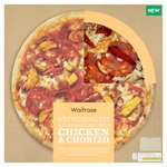 Waitrose Stonebaked Chicken & Chorizo Pizza