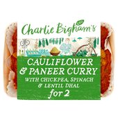 Charlie Bigham's Cauliflower Curry
