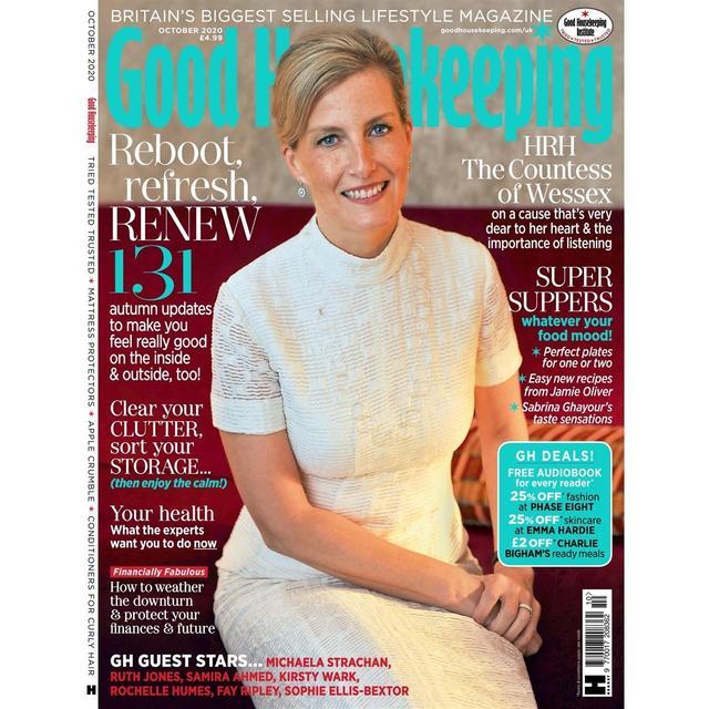 Good Housekeeping: Good Housekeeping Magazine From Ocado