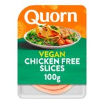 Quorn Vegan Chicken Free Slices