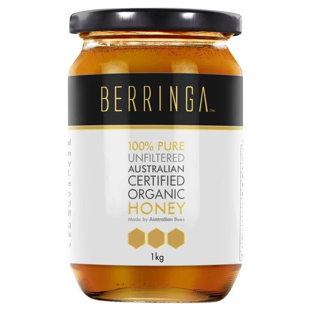 Berringa Certified Organic Eucalyptus Honey   Ocado