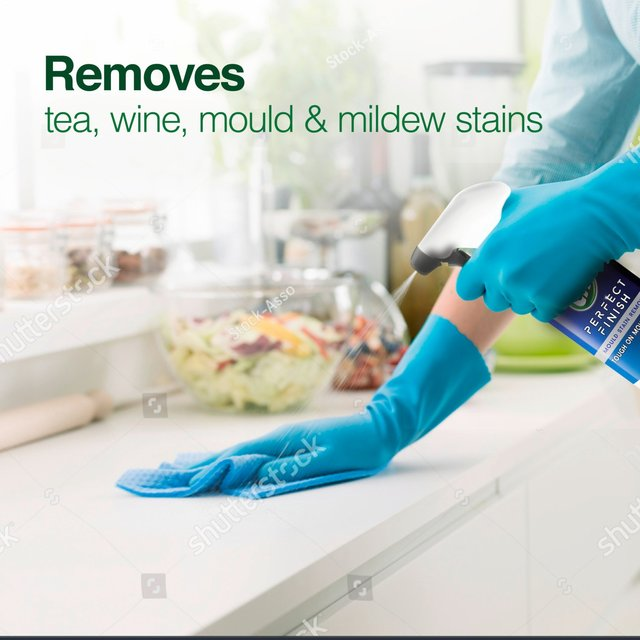 Cif Perfect Finish Mould Stain Remover Spray Cleaner Ocado