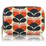 Orla Kiely Flower Stripe Brush Case