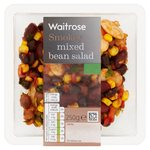 Waitrose Smokey Mixed Bean Salad