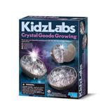Kidz Labs Crystal Geode Growing, 8 yrs+