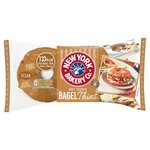 New York Bakery Co. Seeded Bagel Thins