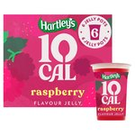 Hartley's 10cal Raspberry Jelly Multipack