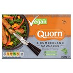 Quorn Vegan Sausages