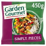 Garden Gourmet Meat Free Simply Pieces